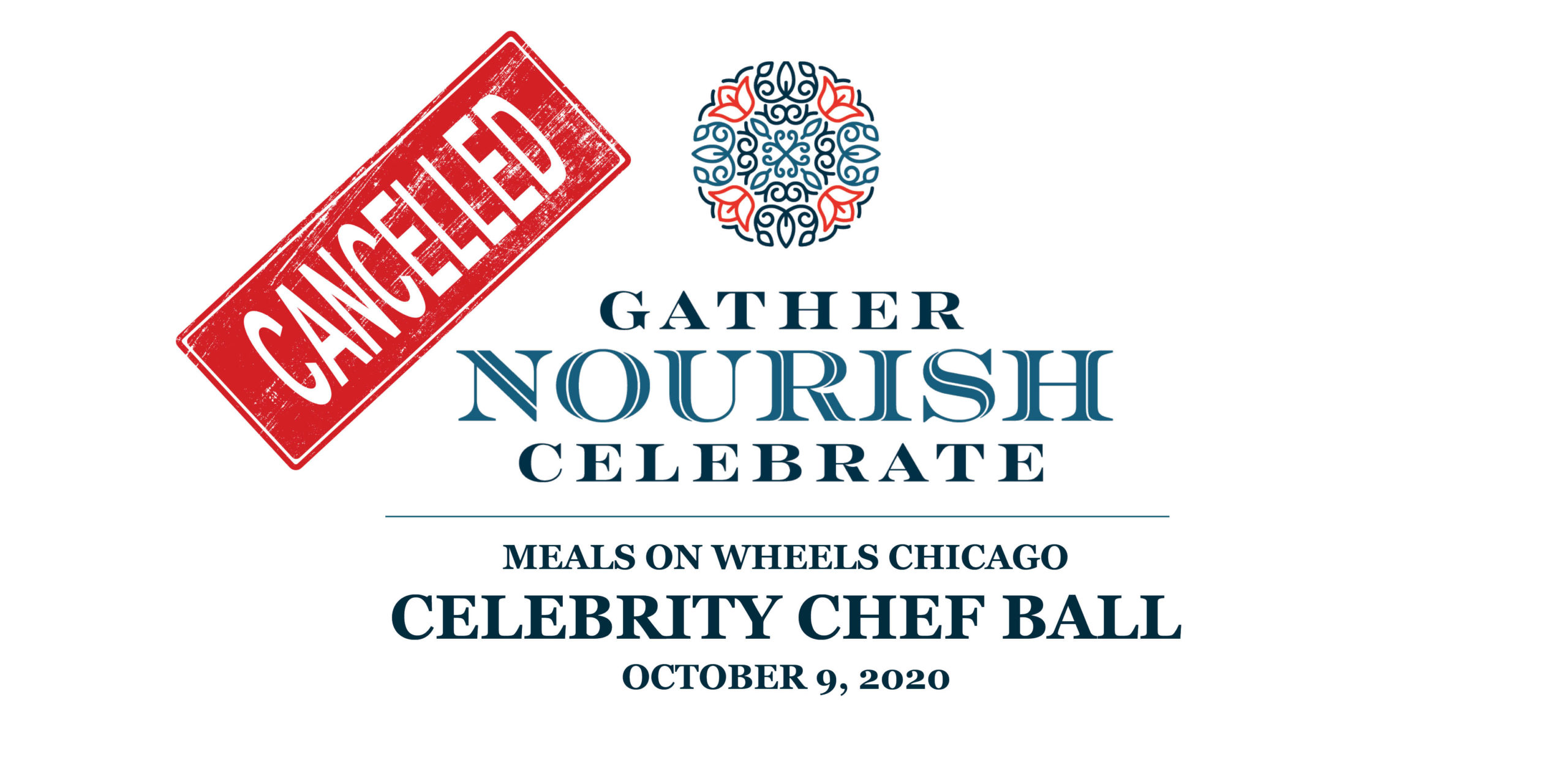 Celebrity Chef Ball 2020 – Cancelled